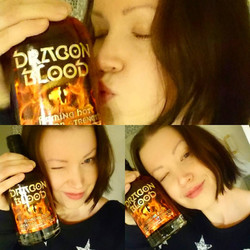 In love with Dragon Blood