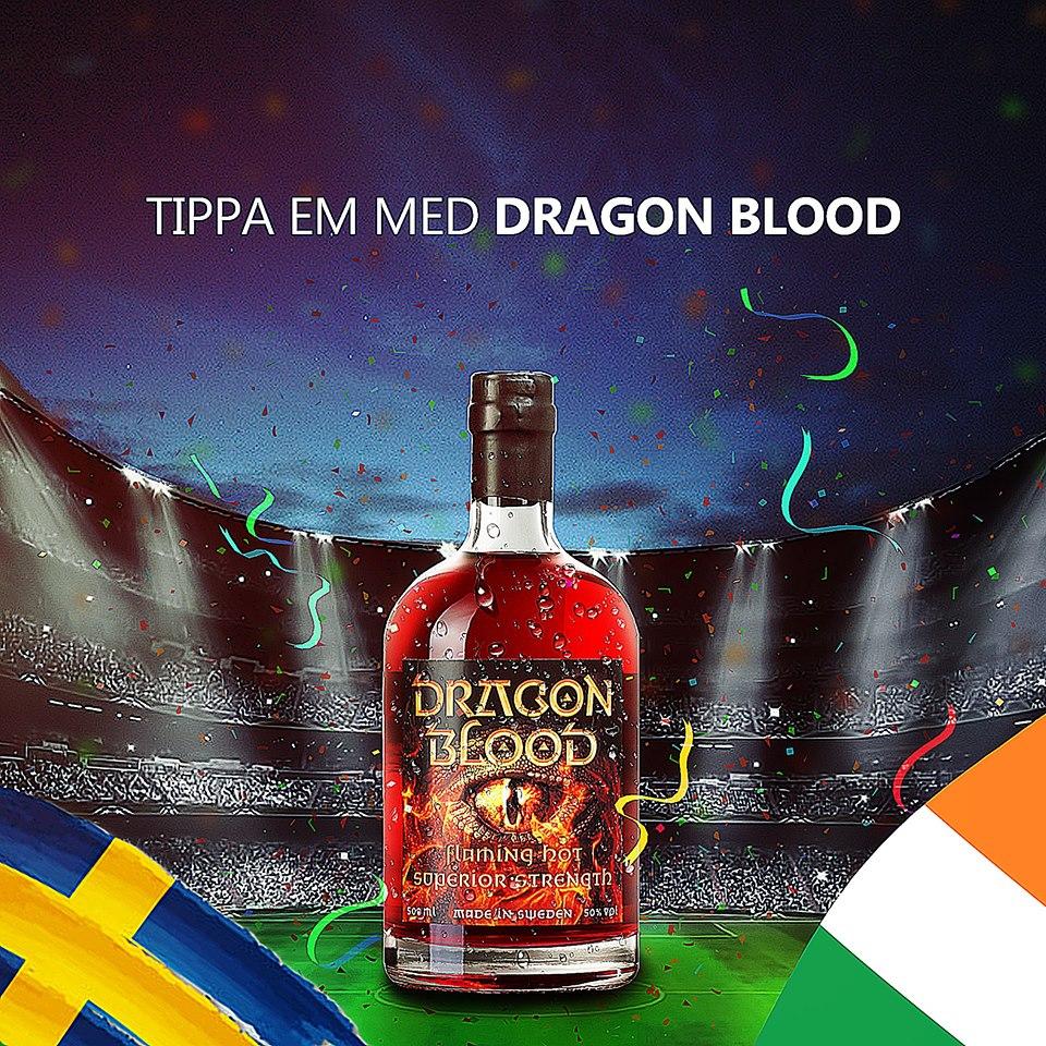 Dragon Blood at the championship