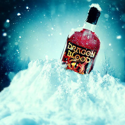Dragon Blood snow