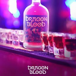 Shots of Dragon Blood