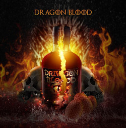 Dragon Blood in two