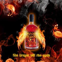 Dragon Blood fire wings