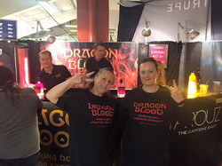Dragon Blood fan pic