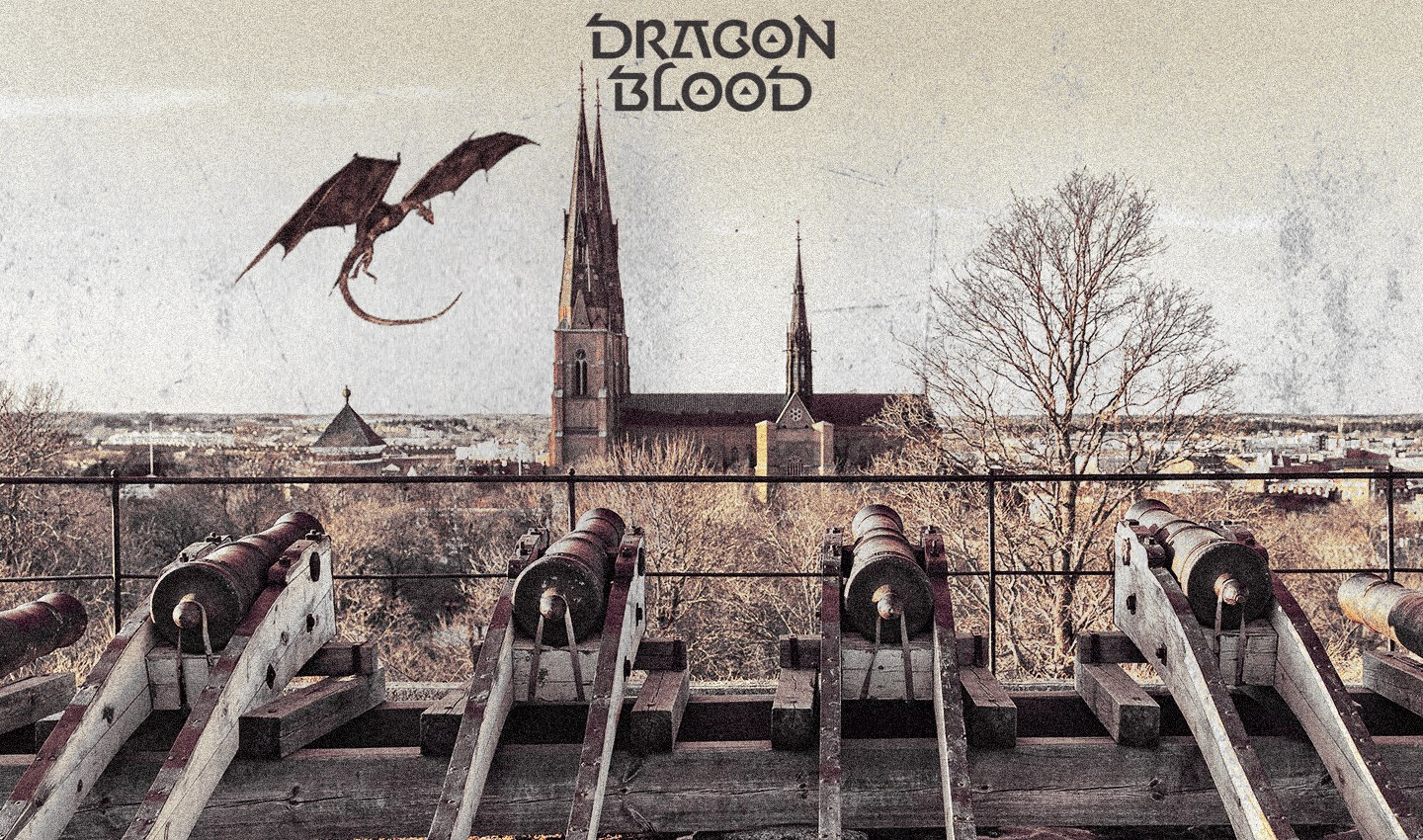 Dragon Blood in Uppsala