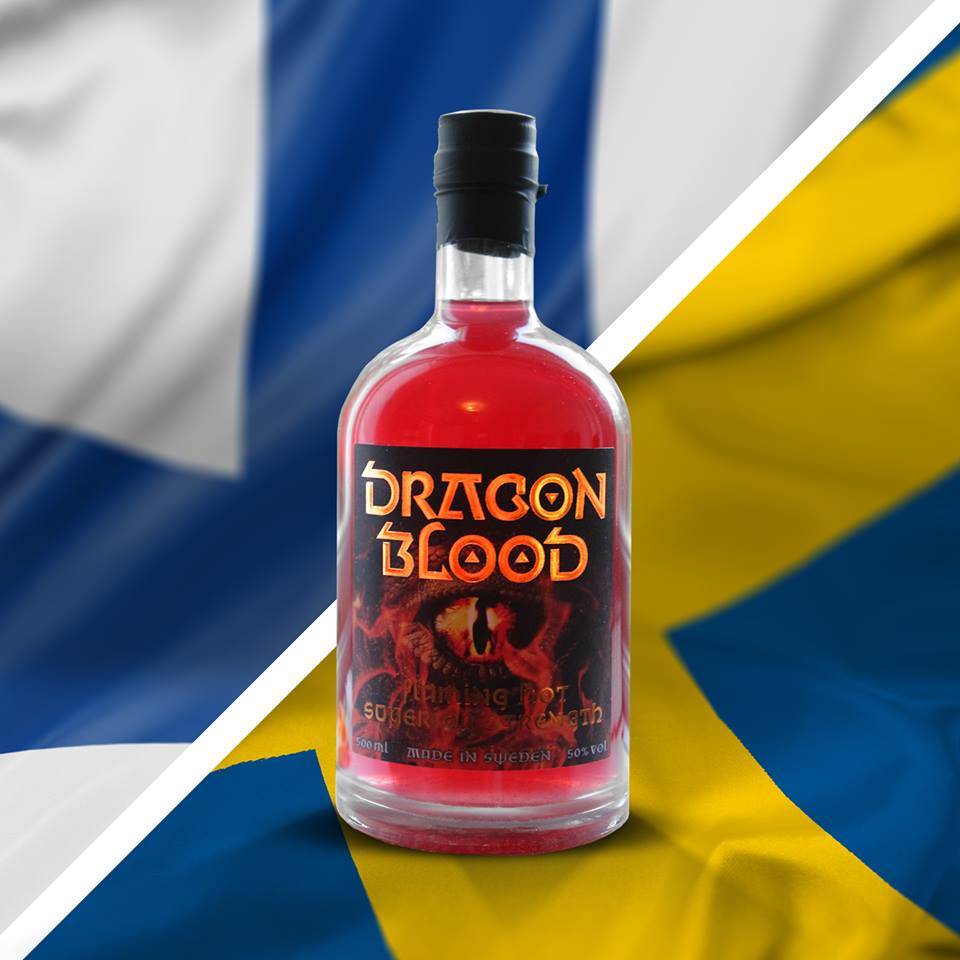 Dragon Blood Sweden Finland
