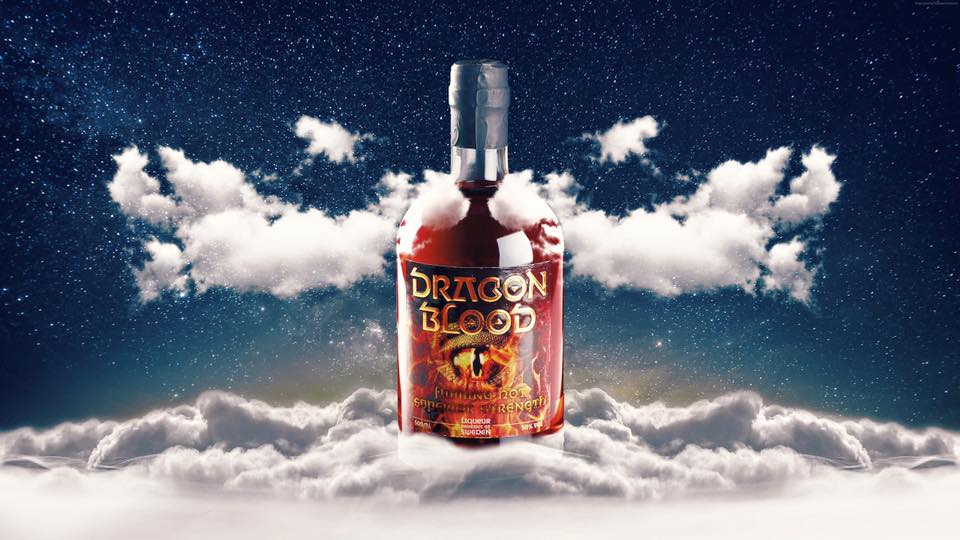 Dragon Blood is heavenly good