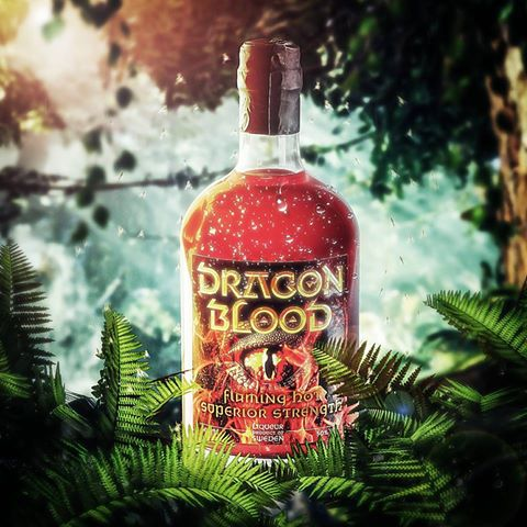 Dragon blood jungle