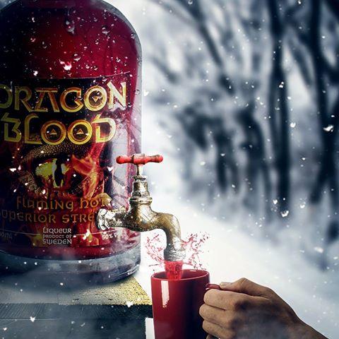 Dragon Blood barrel