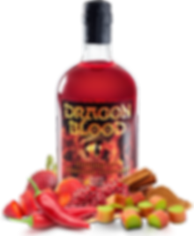 Dragon blood 500 ml, 50% vol.