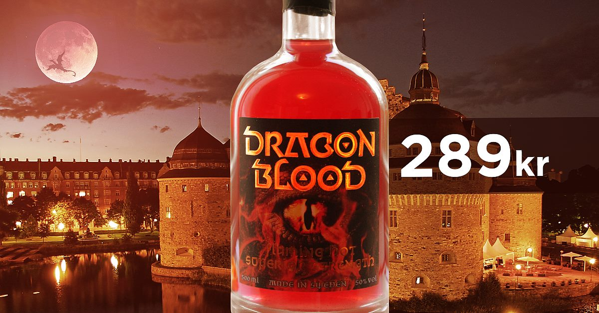 Dragon Blood Örebro