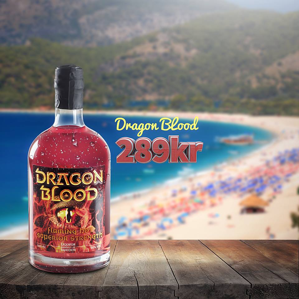 Dragon Blood beach
