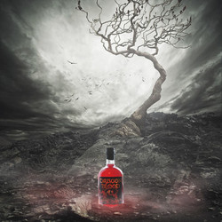 Dragon Blood mystic forest