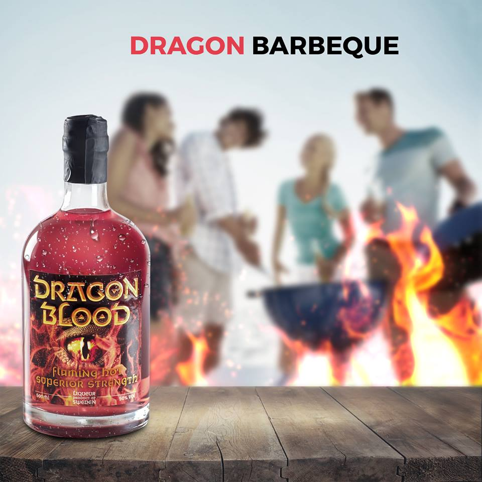 Dragon Blood Barbeque