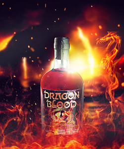 Dragon Blood in dragon cave