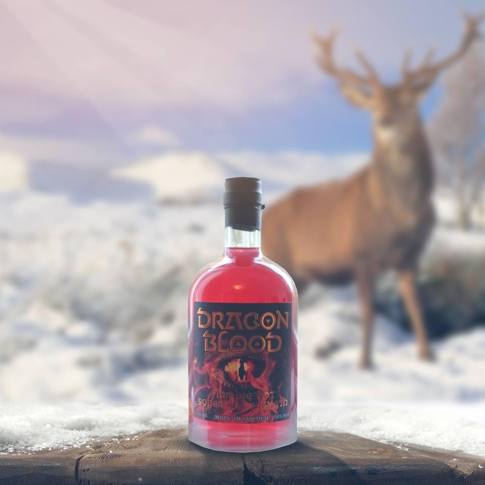 Dragon Blood Rudolph