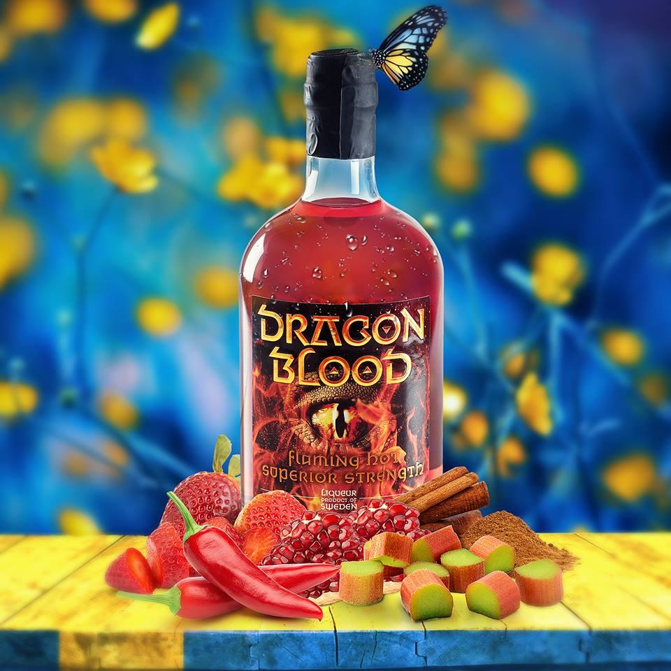 Dragon Blood - The Swedish success