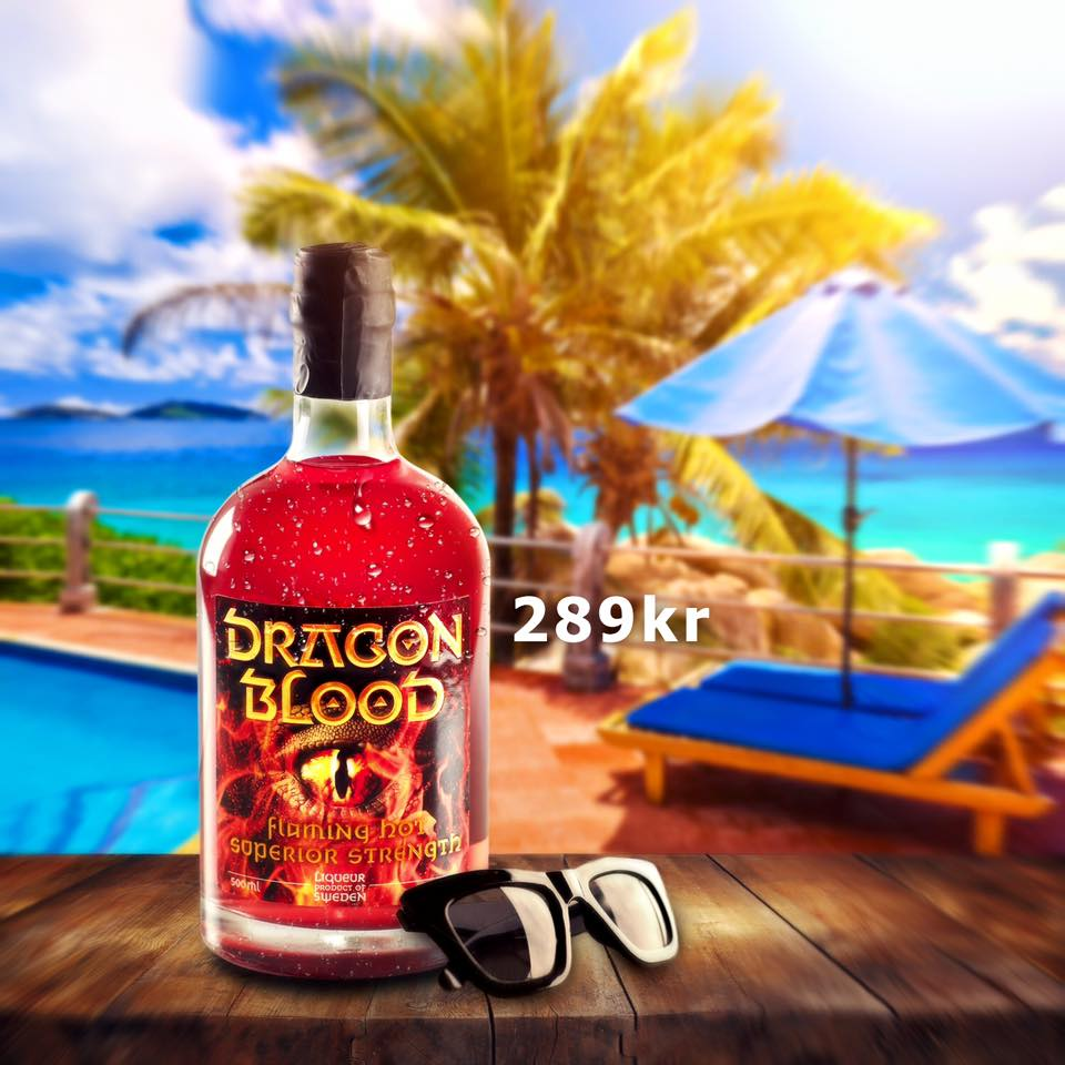 Dragon Blood summer holiday