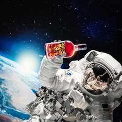 Dragon Blood in space