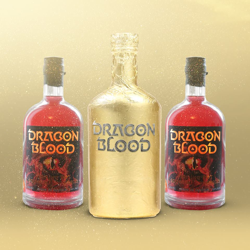 Dragon Blood gift