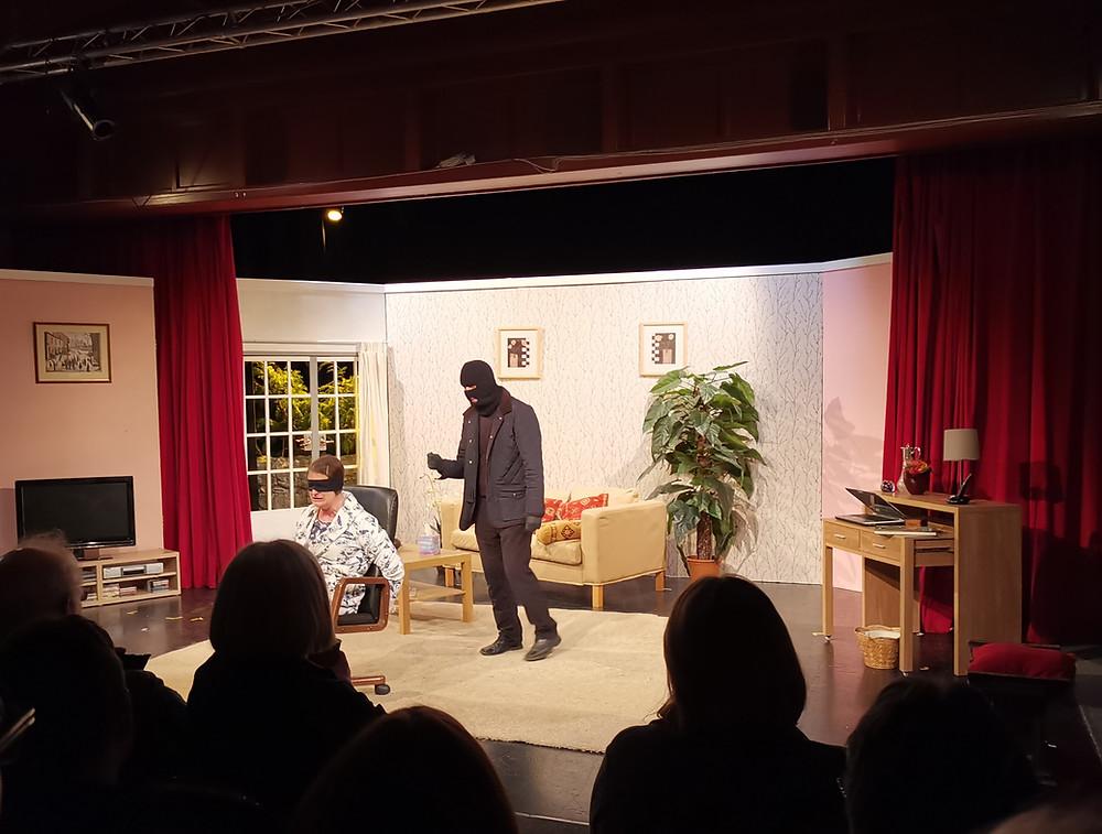 Housebound on stage, Cowane Centre, 6.3.20