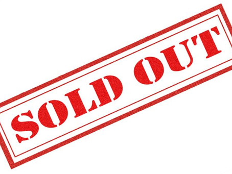Saturday 8th Dec Matinee SOLD OUT!
