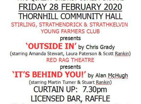 Drama in Thornhill - just £5!
