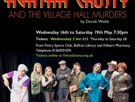 Whodunnit? You can bet Agatha Crusty will find out.