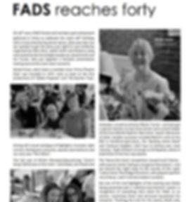 4. FADS reaches 40 - Scene WInter 2018.J