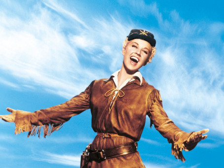 Calamity Jane audition info