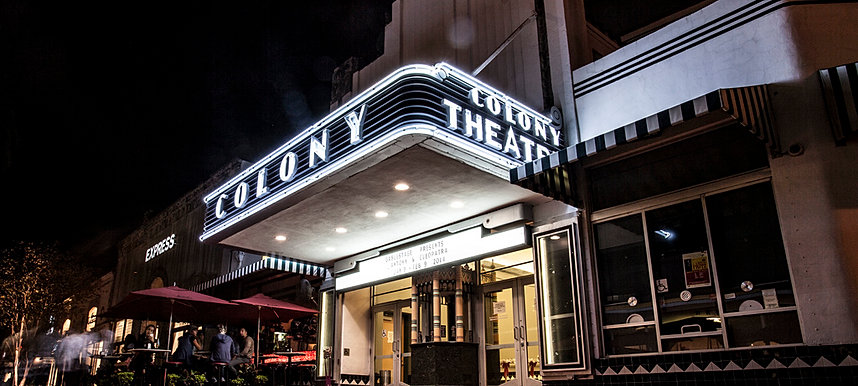 colony theatre miami beach � great theater lives here