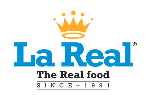 Logo La Real SINCE 1991.png