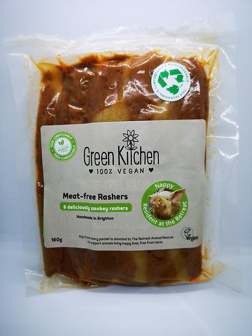 Meat-free Rashers 160g