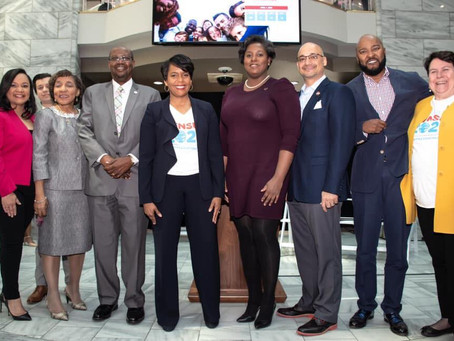 Mayor Bottoms appoints Board Member Mitchell to the Atlanta Complete Count Census Committee.