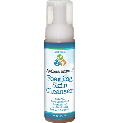 Ageless Answer Foaming Skin Cleanser, 8 Fl Oz