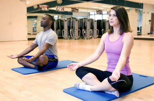 EXERCISE AND MEDITATION TOGETHER HELP BEAT DEPRESSION