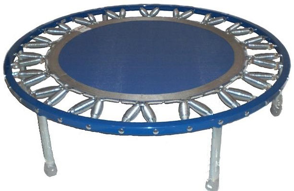 Needak Soft-Bounce Non-Folding Rebounder - Blue (Canada)