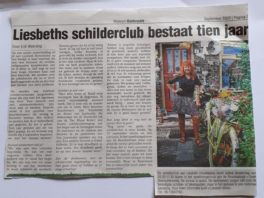 wijkkrant_oosterpark_schilderclub_sept20