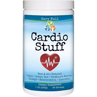 Cardio Stuff, 500 Grams Powder