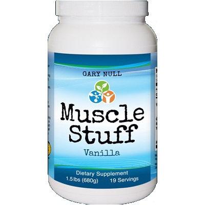 Muscle Stuff Vanilla, 680 Grams Powder