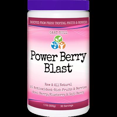 Power Berry Blast, 500 Grams Powder