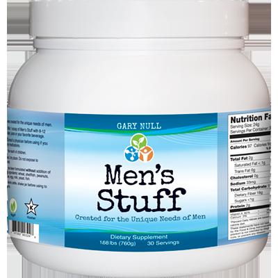 Men's Stuff, 760 Grams Powder