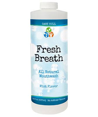 Fresh Breath Mouthwash, 16 Fl Oz