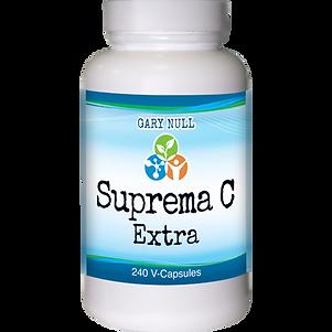 Suprema C Extra, 240 Vegetarian Capsules