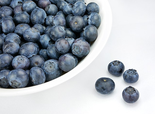 BLUEBERRIES MAY PROTECT MUSCLES FROM EXERCISE DAMAGE