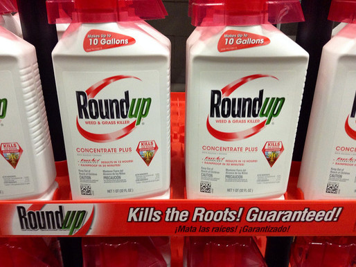 Exposure to Chemical in Roundup Increases Risk for Cancer