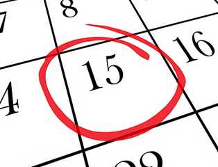 Tax Filing Deadline Rapidly Approaching