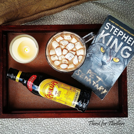 Spiked Hot Chocolate (Pet Sematary)