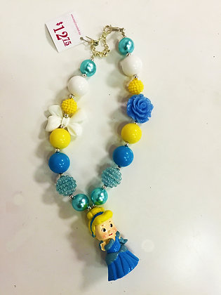 Cinderella Chunky Necklace