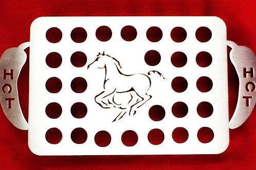 Running Horse Tray