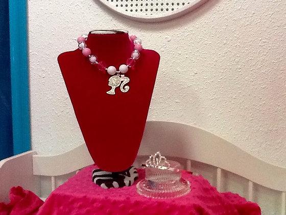 barbie Chuky Necklace